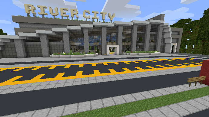 RC Airport front